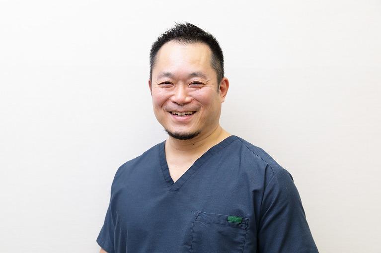 LaLaテラス歯科クリニック分院長 武藤由剛からのメッセージ